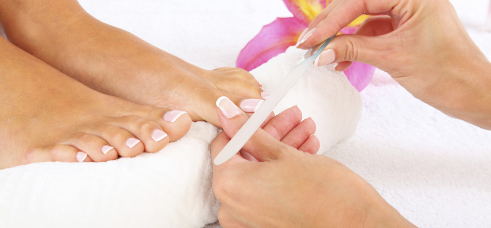 Pampered Pedicures